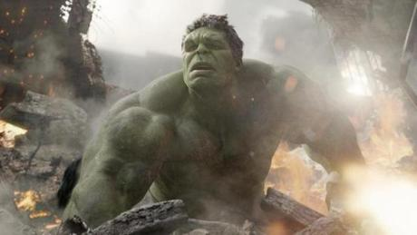 "Mark Ruffalo as the Hulk in ""Marvel's The Avengers."""